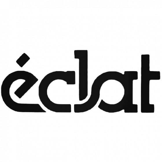 Eclat Text Cycling