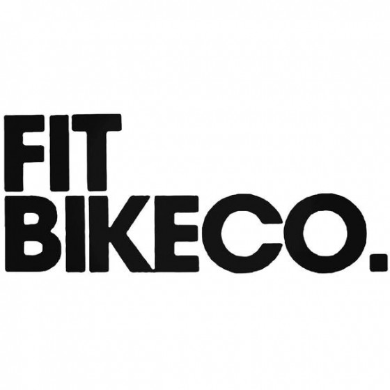 Fit Bike Co Text Cycling