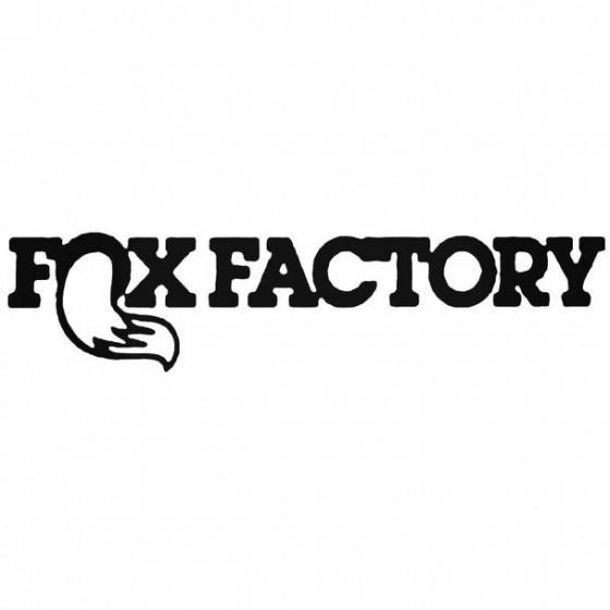 Fox Shocks Factory Cycling