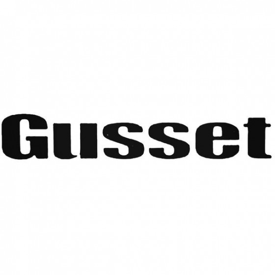 Gusset Text Cycling