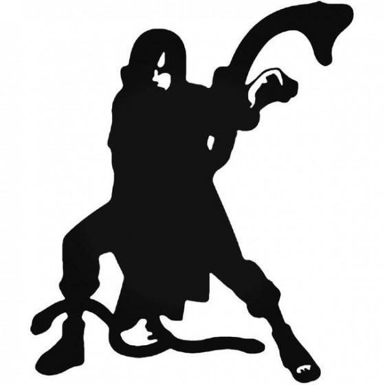 Naruto Orochimaru 4 Decal