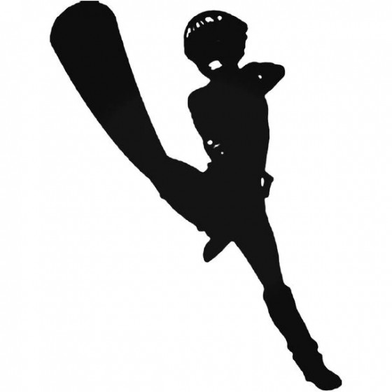 Naruto Rock Lee 14 Decal