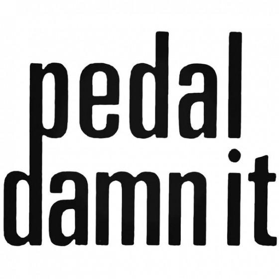 Niner Pedal Damn It Cycling