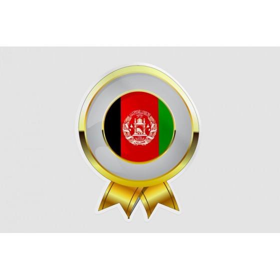 Afghanistan Flag Style 10...