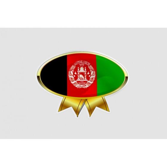 Afghanistan Flag Style 11...