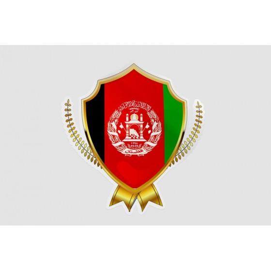 Afghanistan Flag Style 12...