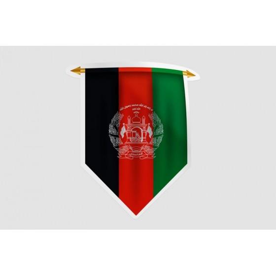 Afghanistan Flag Style 14...