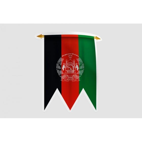 Afghanistan Flag Style 15...