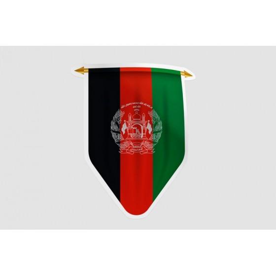 Afghanistan Flag Style 16...