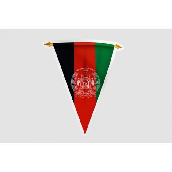 Afghanistan Flag Style 19...