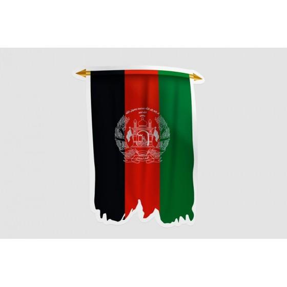 Afghanistan Flag Style 20...