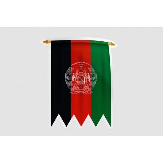 Afghanistan Flag Style 21...