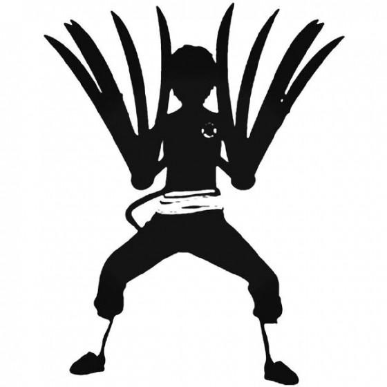 Naruto Sasori 5 Decal