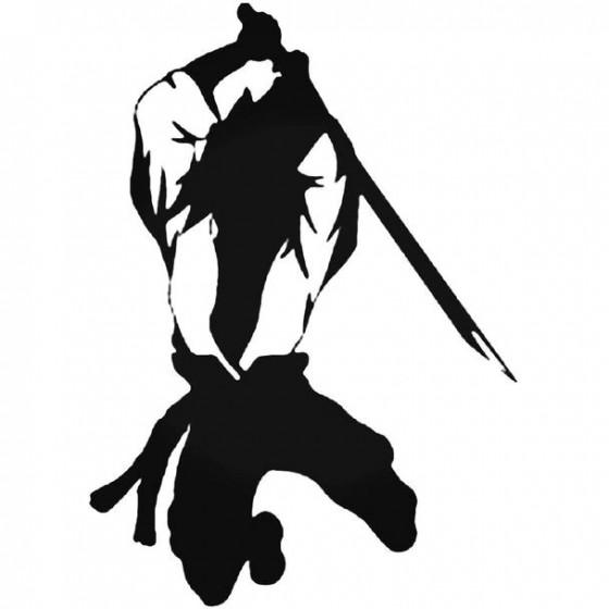 Naruto Sasuke Uchiha 11 Decal
