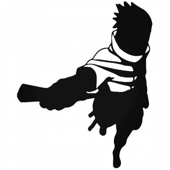 Naruto Sasuke Uchiha 12 Decal