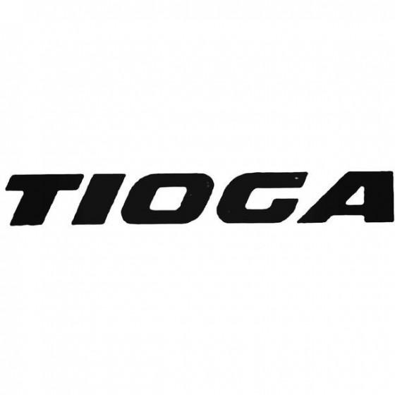 Tioga Text Cycling