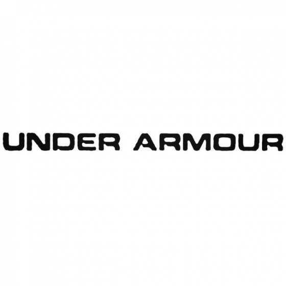 Under Armour Text Cycling