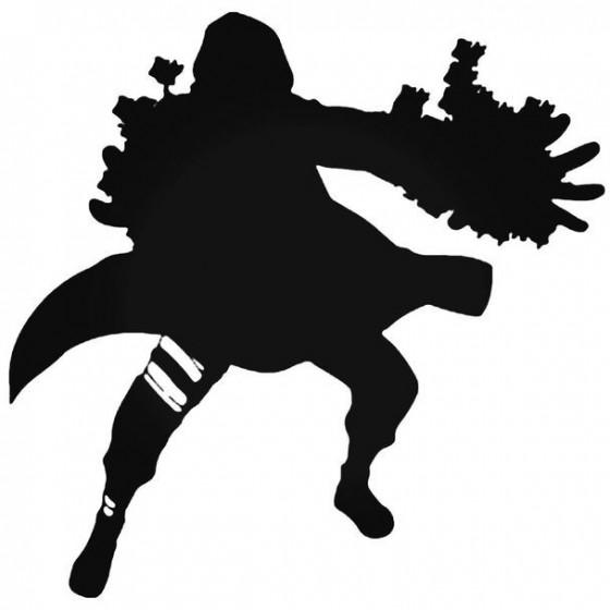 Naruto Shino Aburame 7 Decal