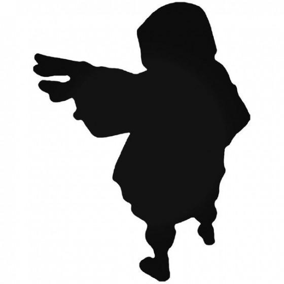 Naruto Shino Aburame 8 Decal