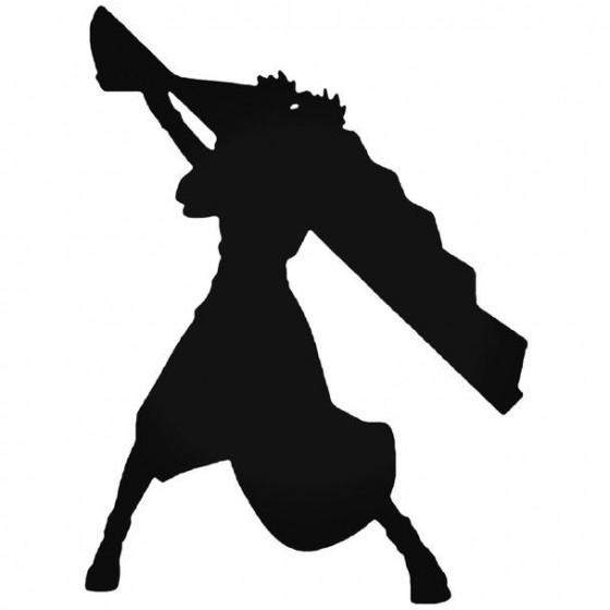 Naruto Temari 4 Decal