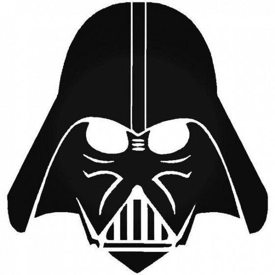 Star Wars Darth Vader 80 Decal