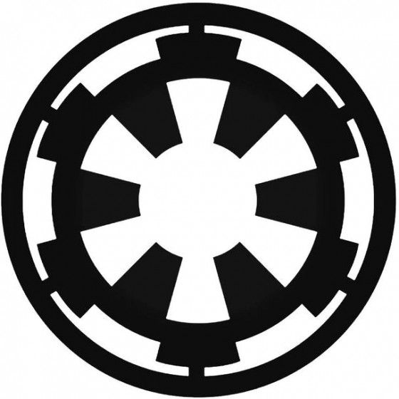 Star Wars Galactic 22 Decal