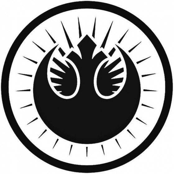 Star Wars New Jedi 36 Decal