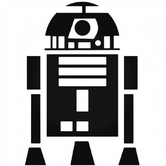 Star Wars R2d2 73 Decal