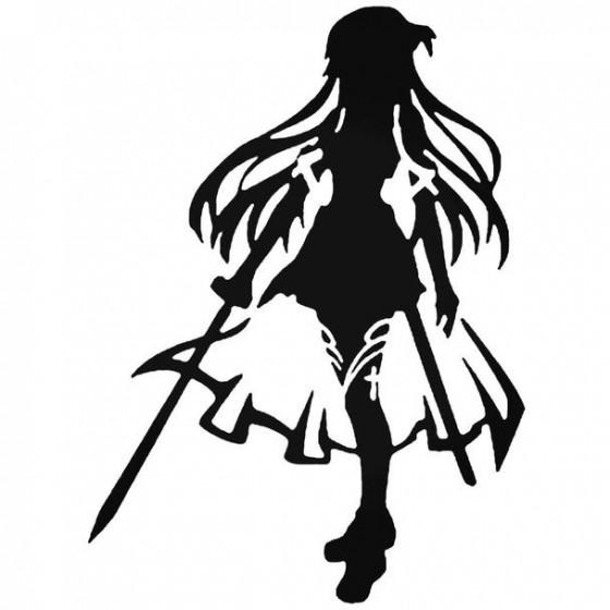 Sword Art Online Asuna...