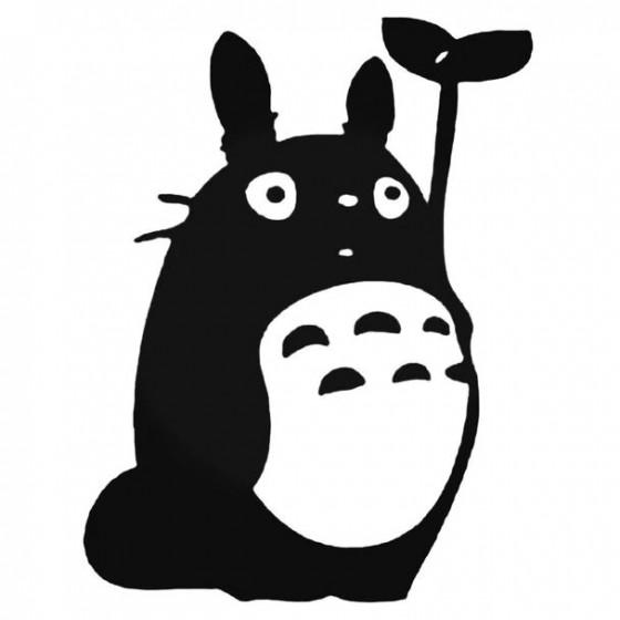 Totoro Anime 6 Decal Sticker