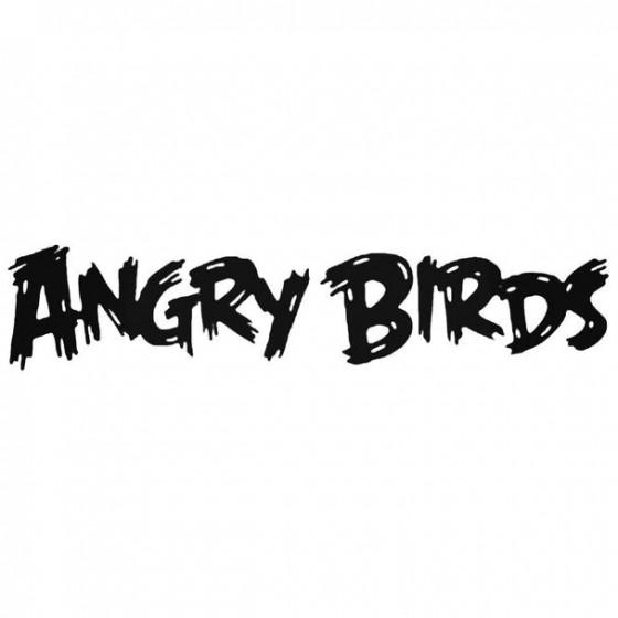 Angry Birds Logo Angry...