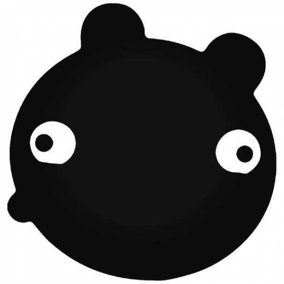 Angry Birds Pig Ai Decal