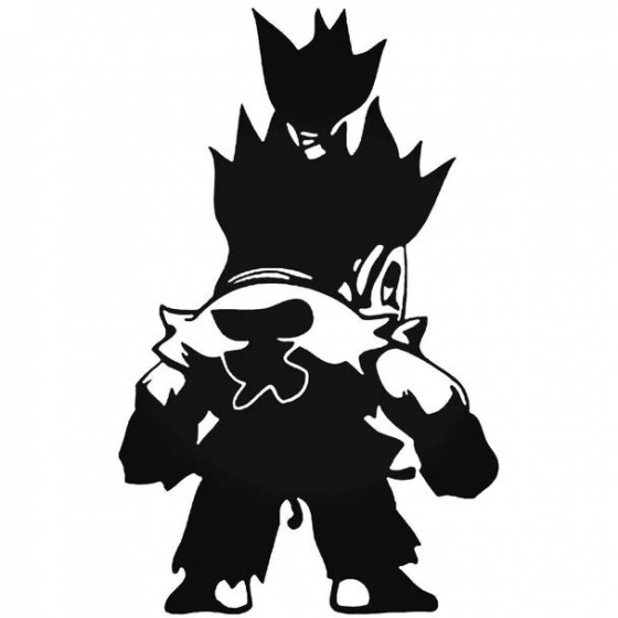 Anime Street Fighter Akuma...