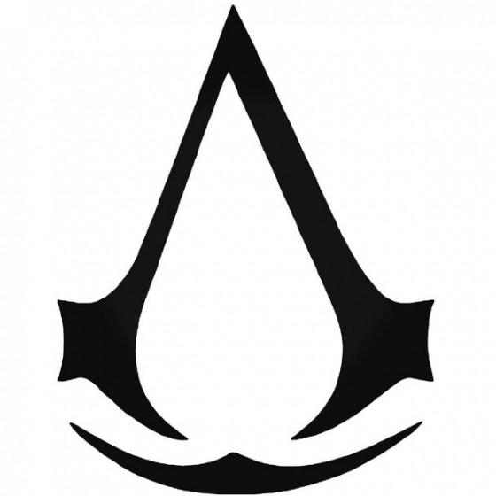 Assassins Creed Decal Sticker