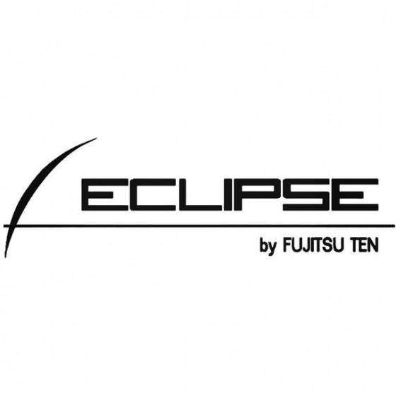 Eclipse Audio Vinyl Decal...