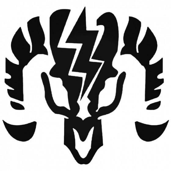 Bioshock Charge Vinyl Decal...