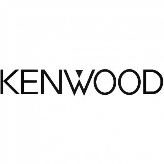 Kenwood Audio Style 1 Decal...