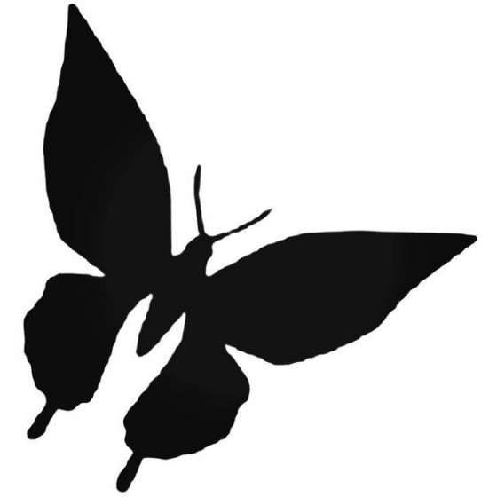 Butterfly Decal Sticker 16