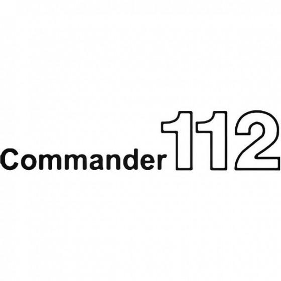 Aero Commander 112 Aviation
