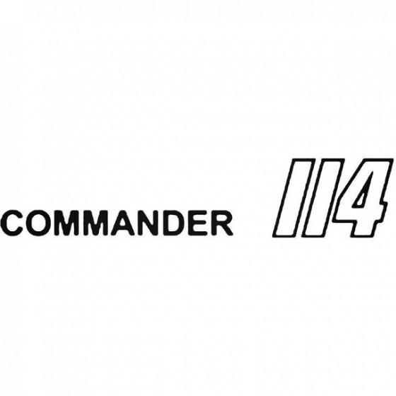 Aero Commander 114 Aviation