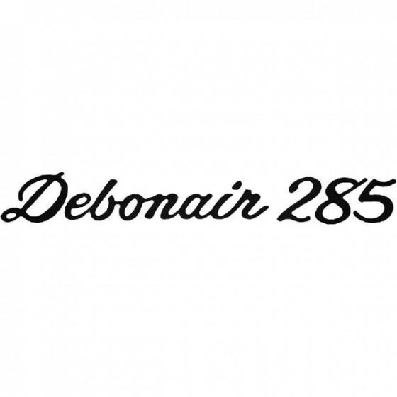 Beechcraft Debonair 285...