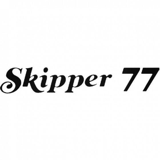 Beechcraft Skipper 77 Aviation