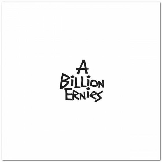 A Billion Ernies Rock Band...