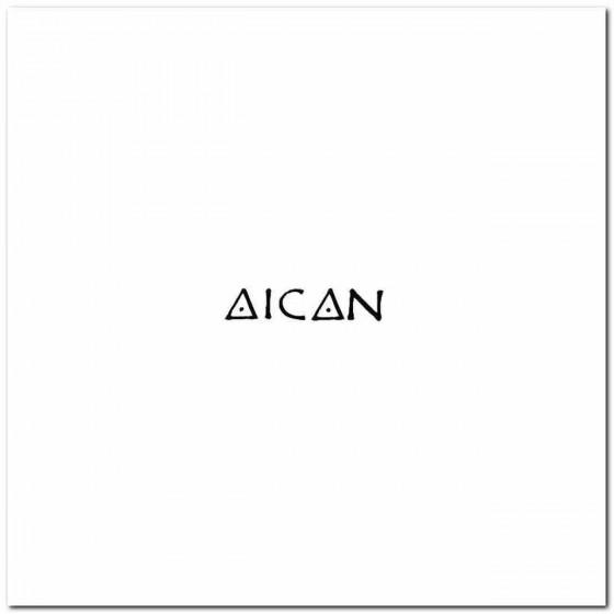 Aican Rock Band Logo Vinyl...