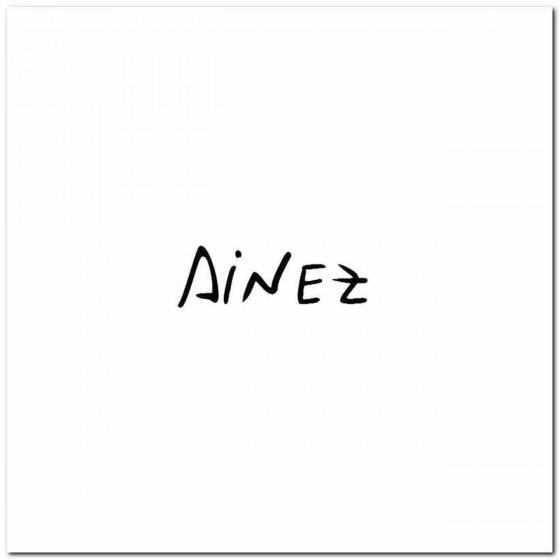 Ainez Rock Band Logo Vinyl...