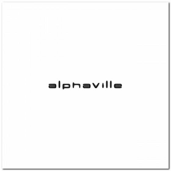 Alphaville Rock Band Logo...
