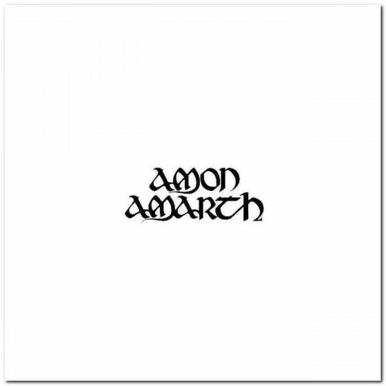 Amon Amarth Vinyl Band Logo...