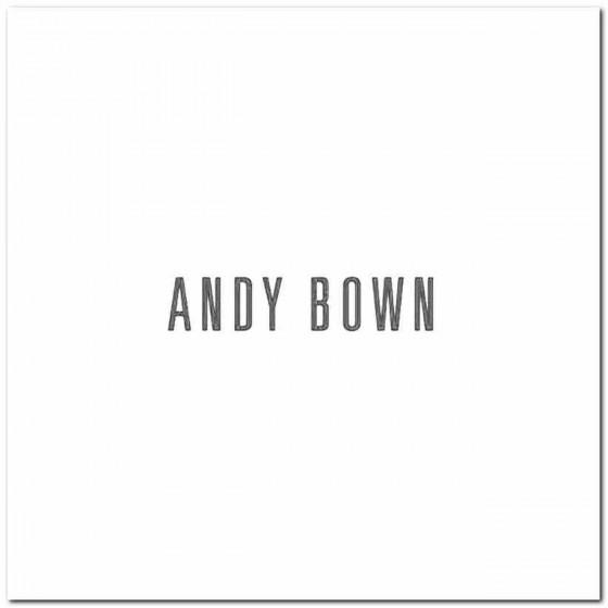 Andy Bown Rock Band Logo...