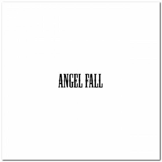 Angel Fall Rock Band Logo...