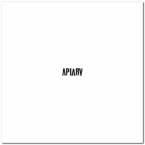 Apiary Rock Band Logo Vinyl...